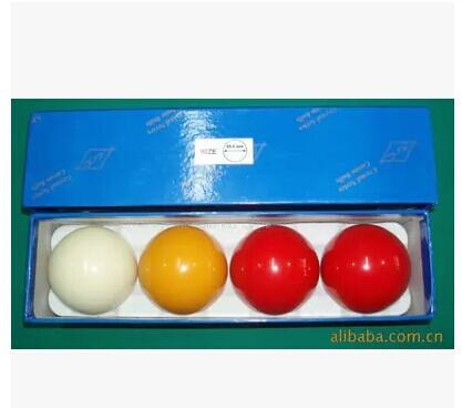 карамболь бильярдный шар/ 65.5 мм смола шар/ 4шт /уп кий аксессуары