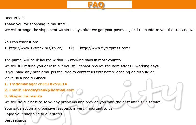 10 FAQ