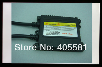 Best  price 2pcs/Lot High quality Slim HID Ballast DC 12V 35W for HID Xenon System Car Xenon Spare HID Ballast