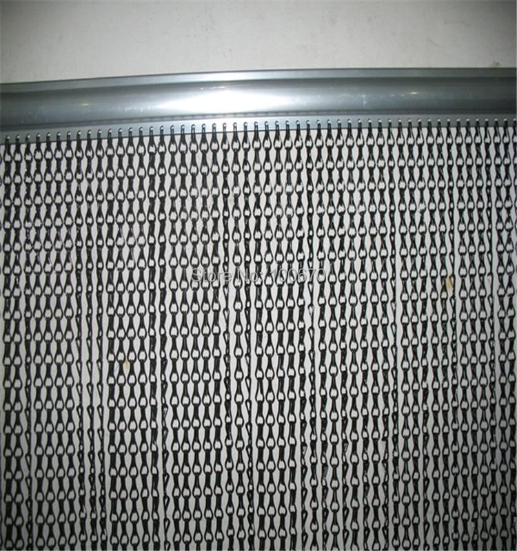 Chain Link Screen ~ Aliexpress buy decorative gunmetal aluminum chain