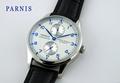 2016 Hot sale 43mm Parnis Automatic Power Reserve Men s Watch