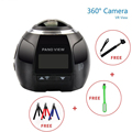 360 Camera 4k 360 Degree Sports DV 2448 2448 Ultra HD Panorama Sport Driving 360 VR