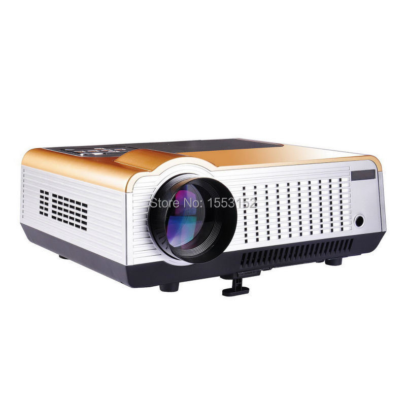 Original home theater projector 3500Lumens 3D Multimedia Projector support HD 1080P Beamer Proyector TL430(China (Mainland))