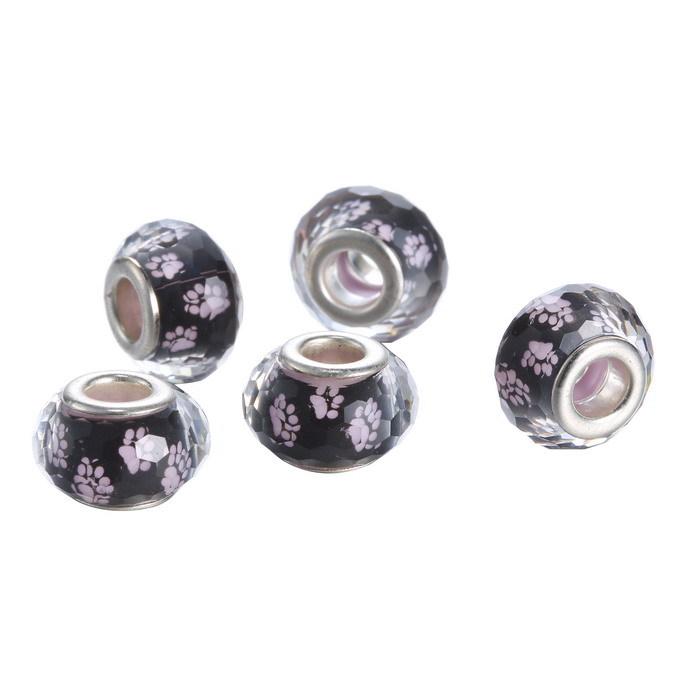 Beads Fit Bracelets antique design Fashion Jewelry chunky Lampwork Glass Charms Beads 5pcs/lot High Quality big Hole Murano(China (Mainland))