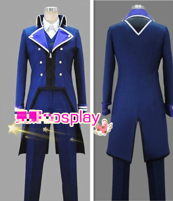 Free Shipping K Project Saruhiko Fushimi Cosplay CostumeОдежда и ак�е��уары<br><br><br>Aliexpress