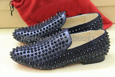 replicas christian louboutin - leather vans shoes Picture - More Detailed Picture about New Men ...