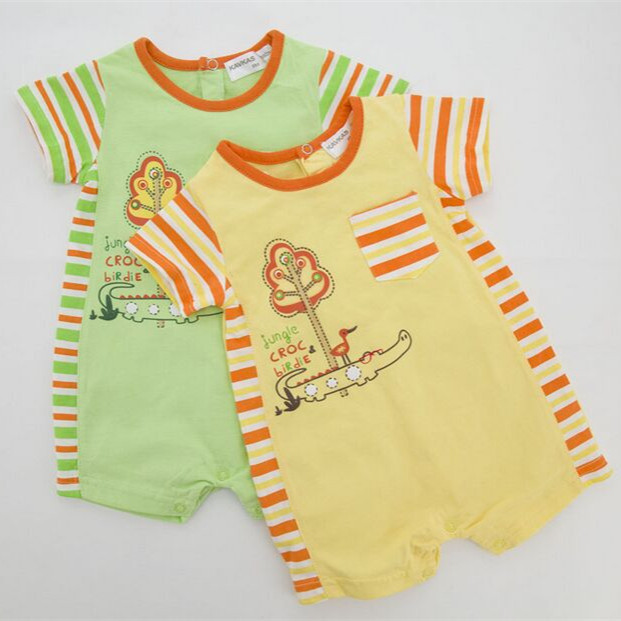 Newborn Unisex Baby Clothes Summer Style High Quality Cute ...