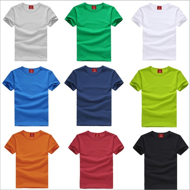 Solid Candy Colorful Men's T-Shirts Sleeved Polo Shirts Top Man t shirt camisetas camisa masculina marvel juventus free shipping(China (Mainland))