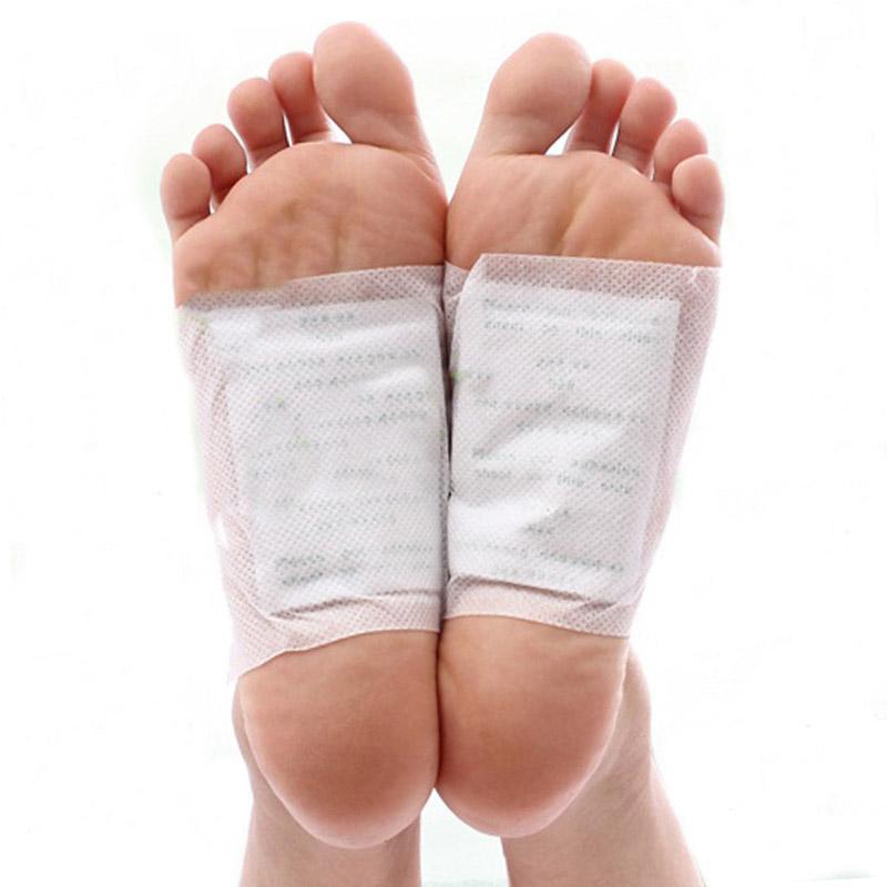 100packs=200pcs/lot Kinoki Detox Foot Pads Patches With Adhesive / No Retail Box(200pcs=100pcs Patches+100pcs Adhesives) 2016(China (Mainland))