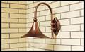 Retro outdoor wall lamp Loft European style aluminum alloy courtyard lighting balcony aisle outdoor porch lighting