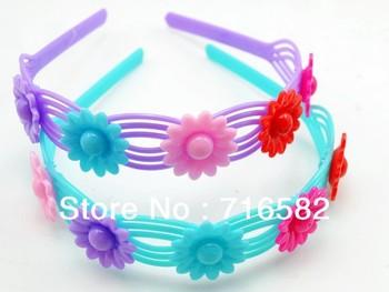 Free shipping, wholesale 20pcs lot  children hair headband ,cheap headwear accessories