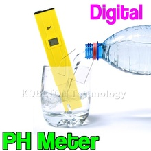 2015 PH Meter Portable Acidity Pocket Pen Digital Durable Aquarium PH Measure Range 0~14