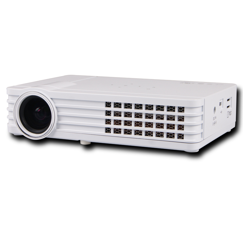 2 pcs Active 3D glasses as a gift Business wifi Android system DLP projector 10000:1 3500lumen 1280*800 projector for PC/DVD/Pad(China (Mainland))