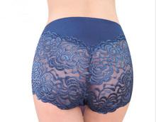 Lace VENDA HOT Sexy Underwear Mulheres Lingerie Insinua Bragas Cuecas Do Moderno Calções De Bambu Calcinhas