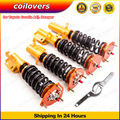 For Toyota Corolla 88 99 E90 E100 E110 AE92 AE111 Coilovers Shock Absorber Coil Over Suspension