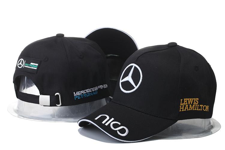 F1 Champion sports Baseball chapeau Automobile caps Visors Brand new Lewis Hamiltons Line Power Sports Motorcycle snapback hats(China (Mainland))