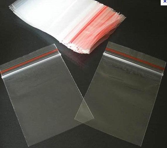 500pcs/lot Jewelry Ziplock Zip 5x7cm Zipped Lock Reclosable Plastic Poly Clear Bags Free Shipping & Drop Shipping(China (Mainland))
