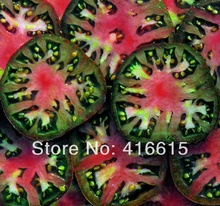 50 Pcs Black Sea Man Tomato Seeds – Heirloom – No GM + Mysterious Gift