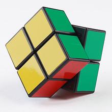 IQ Cube SHS shengshou Dreh 2x2x2 Magic Puzzle Cube (Gelegentliche Farbe)(China (Mainland))