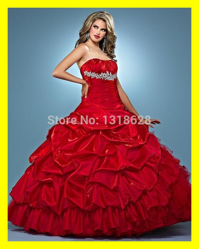 Party Dresses Used - Boutique Prom Dresses