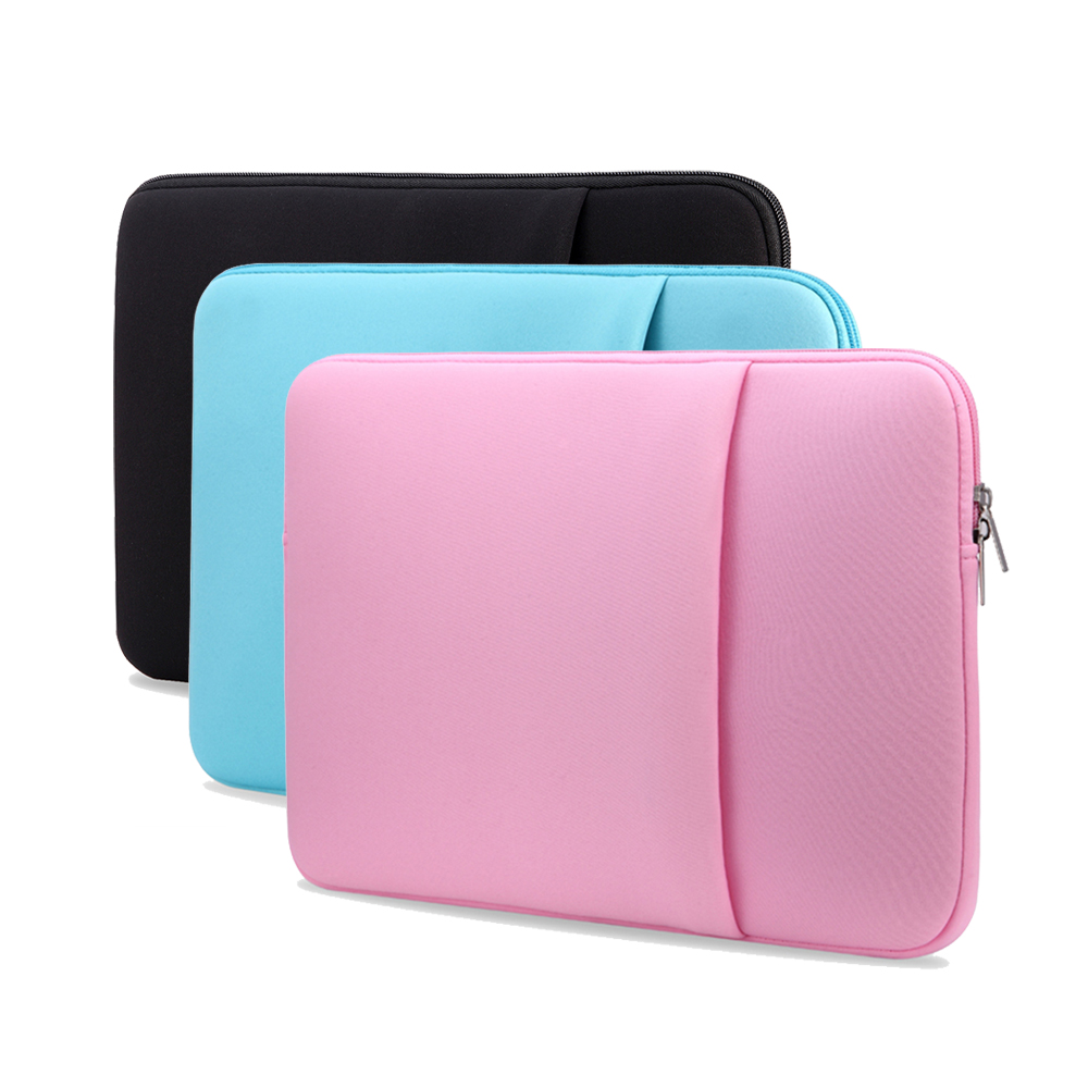 """2017 laptop bag for 11"""" 13"""" 15"""" Portable Slim Carrying Notebook Sleeve Bags Case Cover for MacBook Air Pro Laptop PC Ultrabook(China (Mainland))"""
