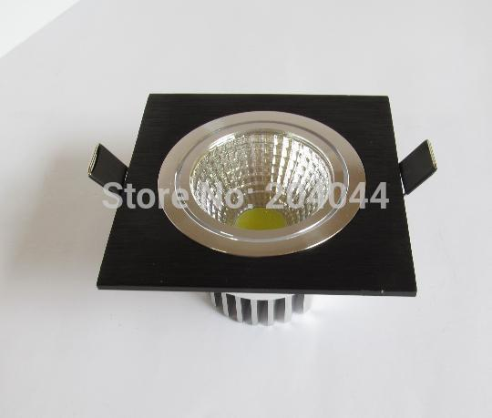 2015 Free Shipping 8pcs/lot,new Style 3-5w Square Model Cob Led Down Light, With 100lm/w High Brightness,3 Years Waranty Time. <br><br>Aliexpress
