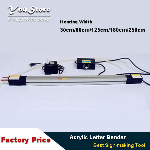 Acrylic letter Hot-bending Machine Plexiglass PVC Plastic board advertising channel bender 180cm(China (Mainland))