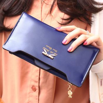 Дизайнер кошельки женщины бумажник молния монета кошельки держатели портфолио длинная ...