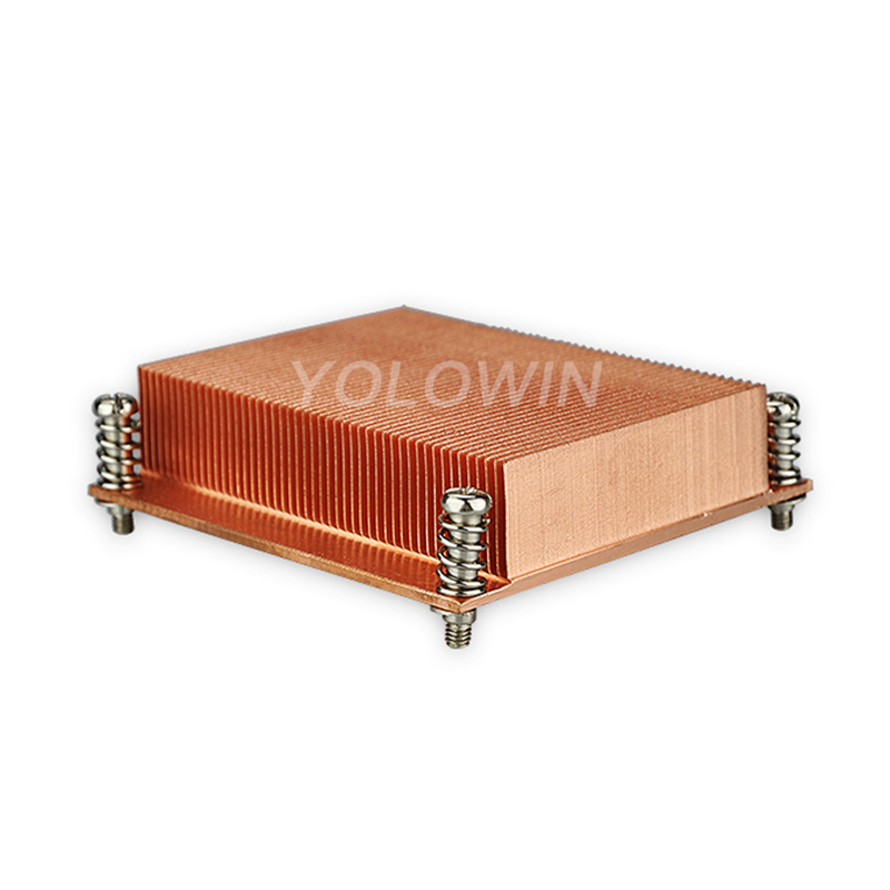 2016 Newest CPU Processor High quality Computer Radiator Screw And Spring Solution Radiator Computer Cooling Products C8-01(China (Mainland))
