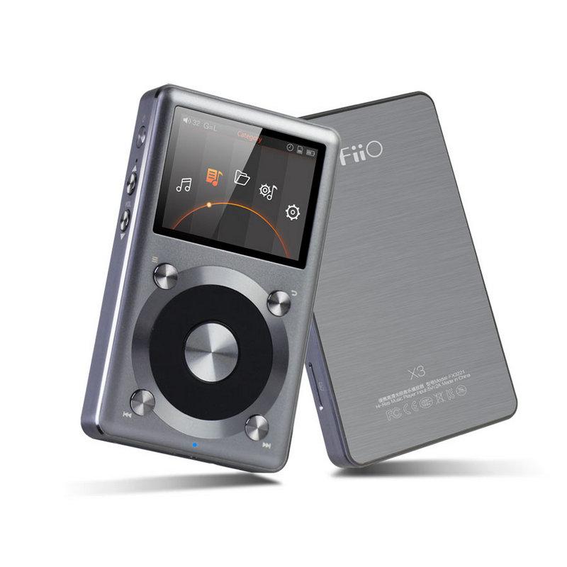 Fiio X3 2nd gen / X3 II / X3K Native DSD Decoding 192k Hz / 24bit Hifi Music Player(China (Mainland))