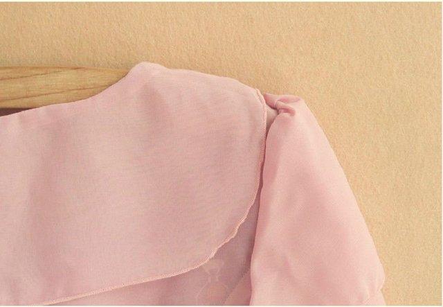 2012 summer wear new concise enchanting temperament lotus leaf gets chiffon shirt