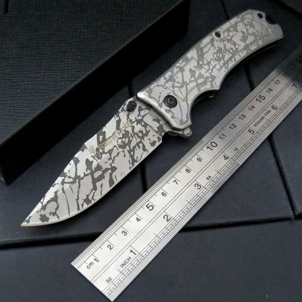 Buy New Hand Tool 365 knives Tactical Corrosion folding blade knife Survival Hunting camping pocket knife clasp knives cheap