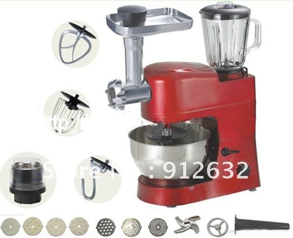 Free Shipping flour mixer / meat cutter / ice shaver<br><br>Aliexpress
