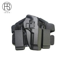 Buy Airsoft Tactical Gun Case Tactical Right Thigh/Leg Holster Beretta Pistol Holster w/ Magazine Flashlight Pouch M92 Pistol for $18.81 in AliExpress store