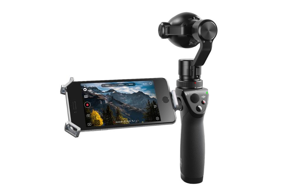 In Stock DJI OSMO+ Handheld 4K Camera OSMO Plus Stabilizer X3 Zoom Gimbal PK Feiyu Summon