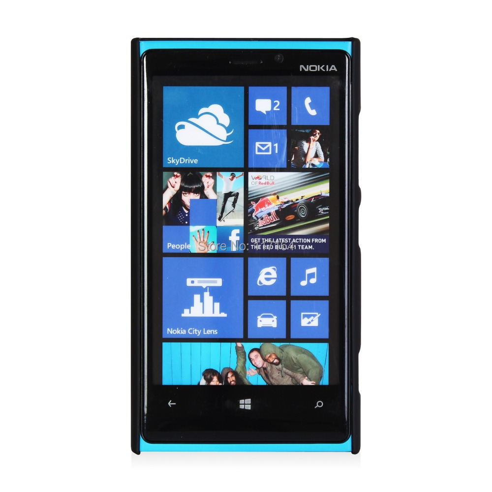 Gadgetsevil New Arrival Hot Simple Life Matte Phone Case Cover for Nokia Lumia 920(Hong Kong)