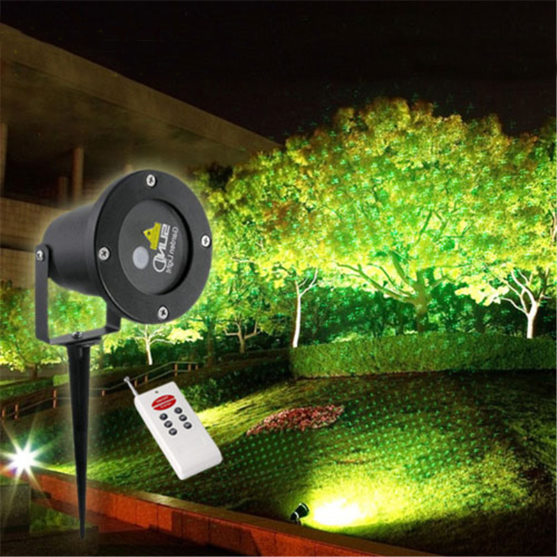 outdoor holiday waterproof lighting projector show landscape light. Black Bedroom Furniture Sets. Home Design Ideas