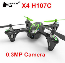 Original Hubsan X4 H107C 4CH 6 Axis Gyro RC Quadcopter With 0.3 MP Camera RTF 2.4GHz Original Packing