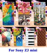 Hard Plastic Soft TPU Phone Parts Sony Xperia Z3 Compact Mini Z3C D5803 M55W Cases DIY Anti Knock Housing Covers - ShenZhen W&T Technology Co., LTD store