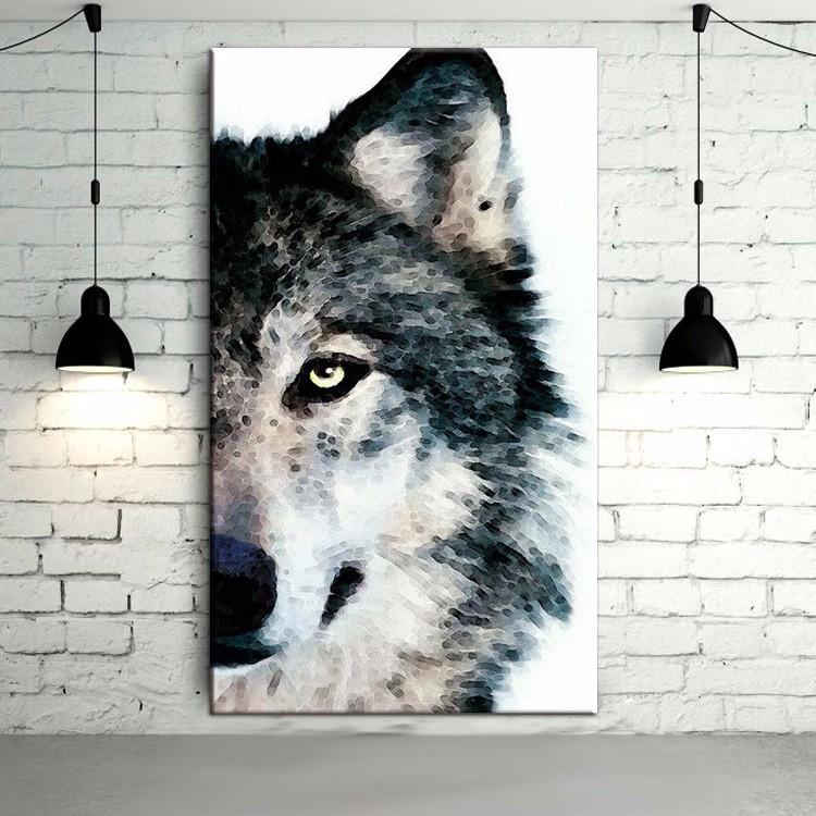Artista 100 es gris y blanco mano de pintura abstracta y for Blanco tiza pintura