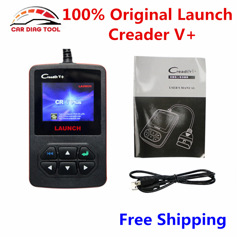 launch creader v obdii auto scanner reviews online. Black Bedroom Furniture Sets. Home Design Ideas