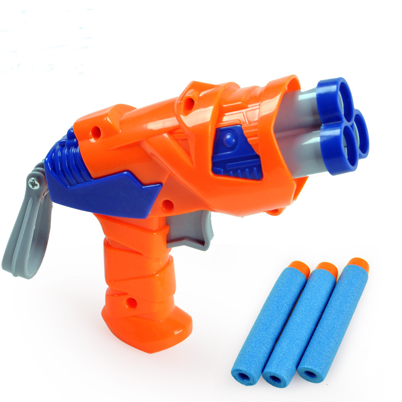 low price free shipping Nerf airsoft.gun Airgun Soft Bullet Gun Paintball Pistol Toy CS Game Shooting Water Crystal Gun(China (Mainland))