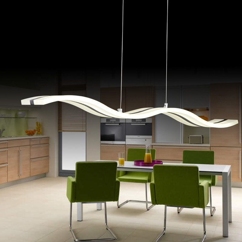 Moderne pendelleuchte für speisesaal zimmer hotel küche