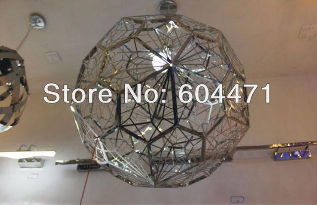 2012 New Tom dixon Modern Etch web LED pendant Lights also for wholesale