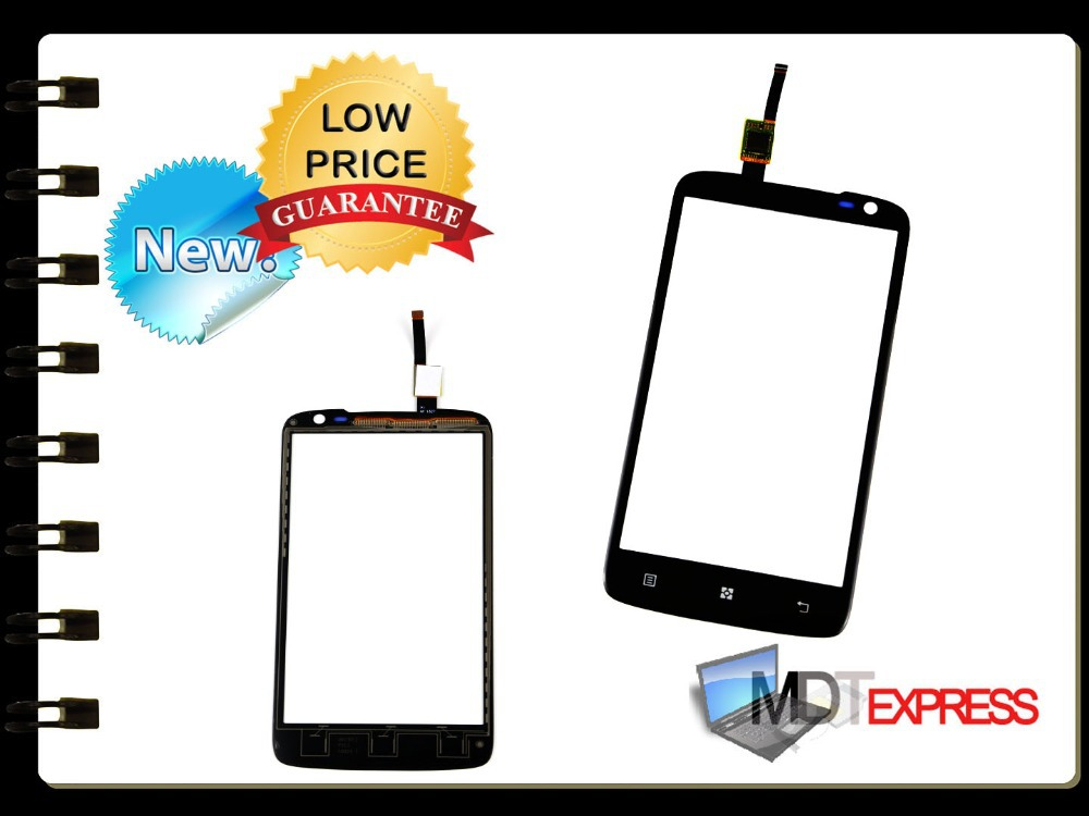 New! Cell Phone LCD Touch Screen Digitizer Front Panel Glass Lens Replacement for Lenovo Lephone S820 Front Glass Free Shipping(China (Mainland))