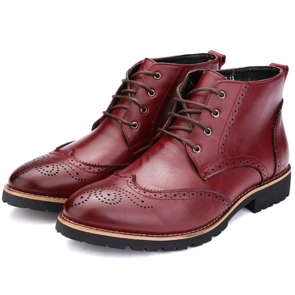 quality leather boots mens images