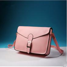 2016 Summer Tide Handbags Women Messenger Bag Shoulder Bags for Ladies Simple Candy PU Leather Soft Packet Bolsas Feminina