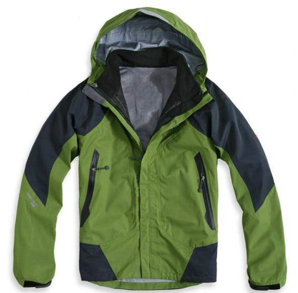 2014 winter brand 2in1 men jacket Outdoor waterproof Windproof Sportwear Outerwear Coats Skiing Jackets zysj009(China (Mainland))