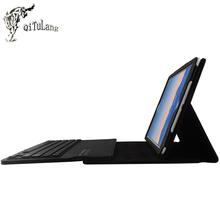 QITULANG Bluetooth Keyboard Case for ipad Air 2/ipad Air'Bluetooth Keyboard Case Flip case for iPad with kickstand(China (Mainland))