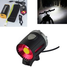Buy Bright T6 600LM Cycling Bicycle Headlight Bike Light Headlamp Headlight for $34.18 in AliExpress store